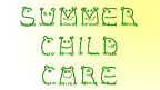 Summer Child Care