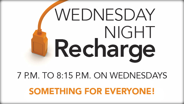 Wednesday Night Recharge Rotator 1-8-14